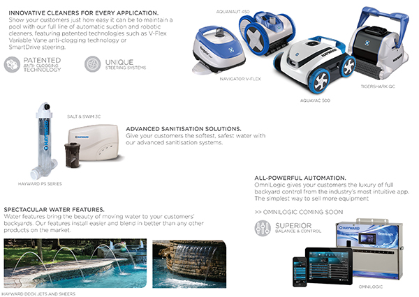 Pool Cleaners and Automation